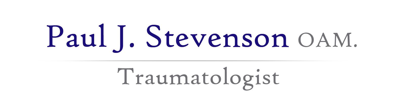 Paul J. Stevenson – Traumatologist
